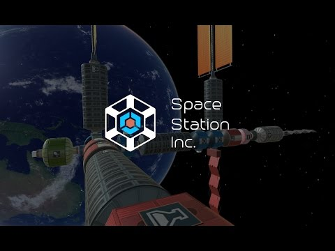 Space Station Inc. - Early Alpha Gameplay (High-End VR Version)