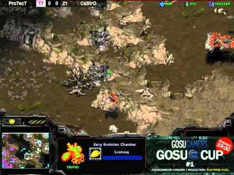 Ro4 Pro7ecT vs CaStrO Game 1 Part 2