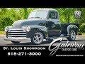 1948 Chevrolet 3100  Gateway Classic Cars St. Louis   #8107