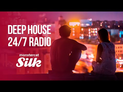 Deep House 24/7: Relaxing Music • Chill Study Music
