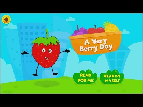 A Very Berry Day | Beautiful Fairy Tale Cartoon for Children and Kids from BooBoo