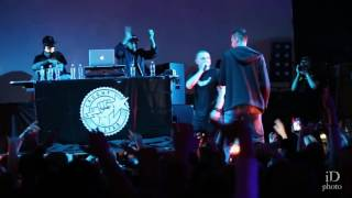 Oxxxymiron  - До Зимы (фан зачитал на сцене текст с Окси) (live in Minsk 2016)