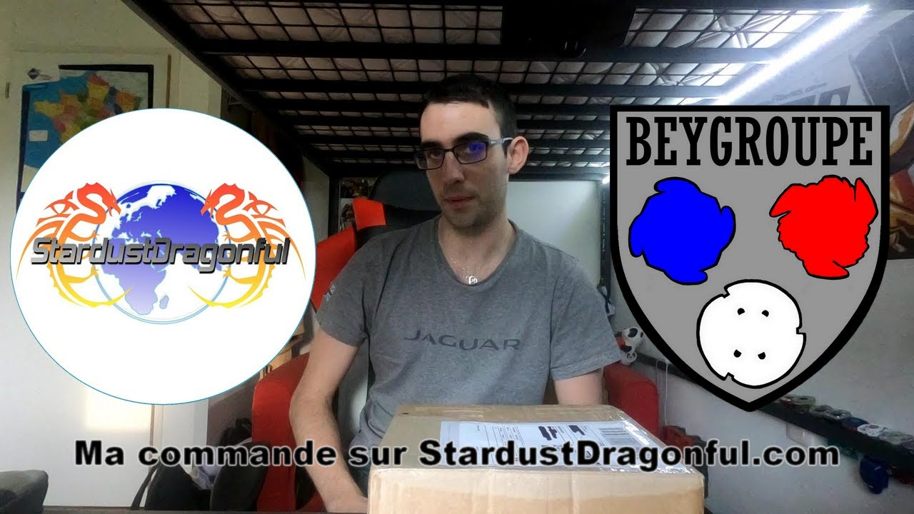 Ma 1ere commande sur StardustDragonful.com