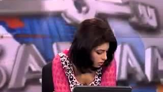 Fiza Khan Anchor Samaa Tv Scandal