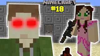 Minecraft: HELPING EVIL MISSION - The Crafting Dead [18]