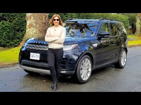 Land Rover Discovery Review--BIG IMPROVEMENT