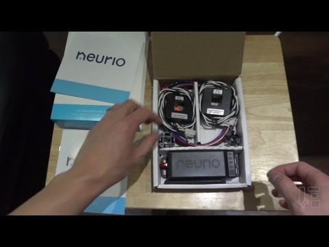 Neurio Electricity Monitor: Unboxing & First Use Review