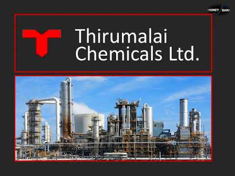 Image result for Thirumalai Chemicals Ltd