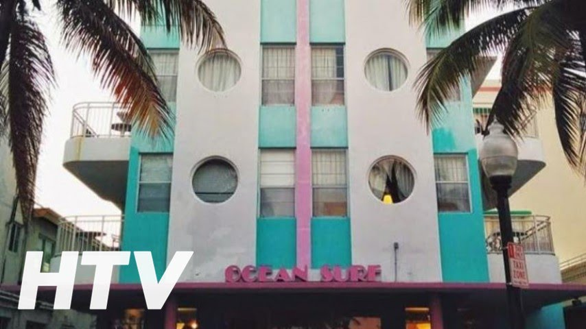 Ocean Surf Hotel En Miami Beach You