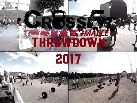 Crossfit Malle Throwdown 2017