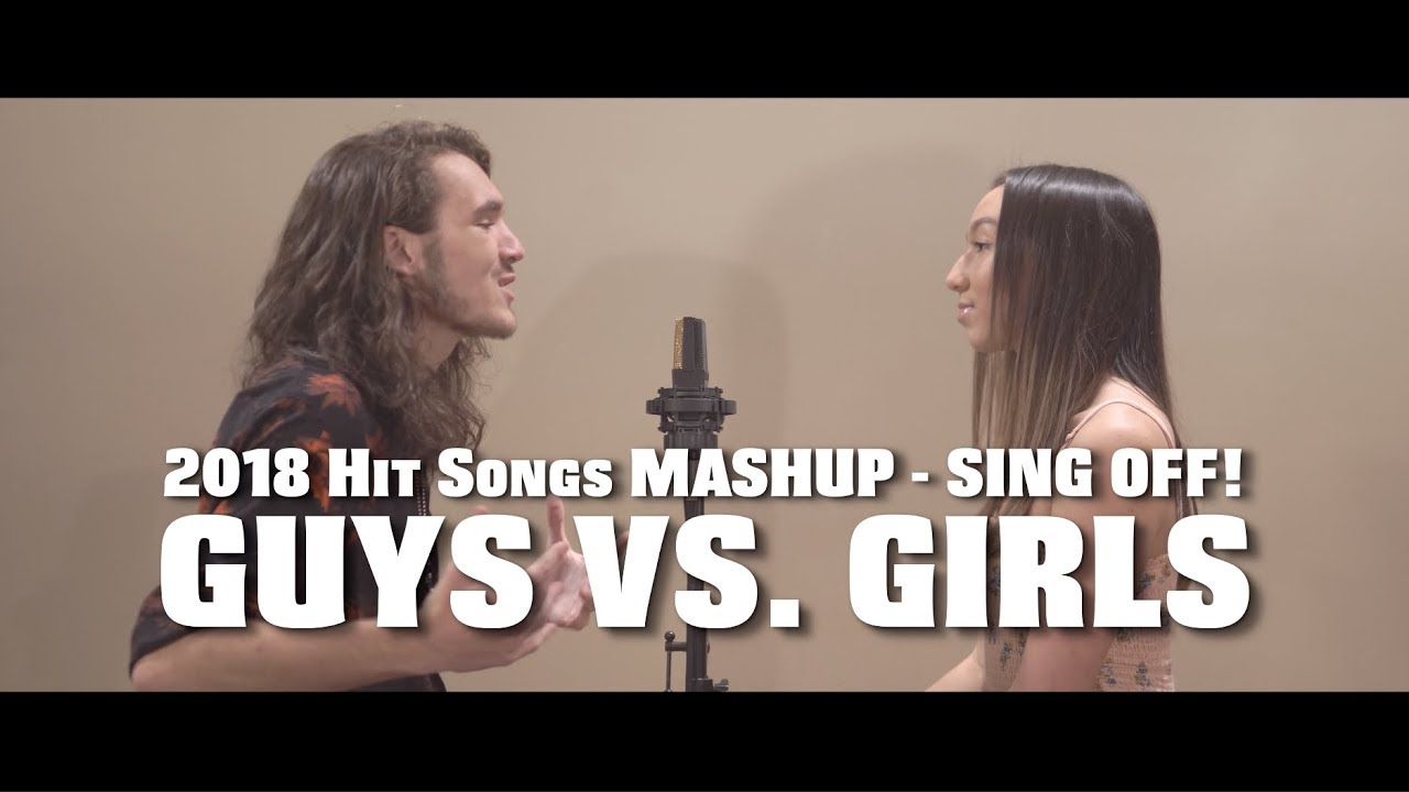 2018 Mashup - SING OFF - (feat  Raina Harten)