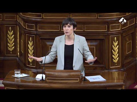 """Ana Pontón: """"É hora de termos unha AP-9 galega e libre de peaxes"""""""