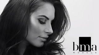On Set With BMA - Jessica R 2017 Calendar Shoot