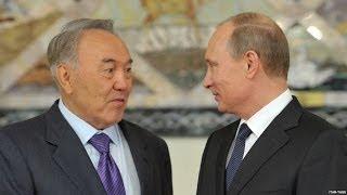 Путин наехал на Назарбаева(, 2014-03-18T09:08:57.000Z)