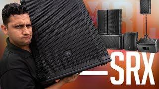 JBL SRX 815p Powered Speaker Review