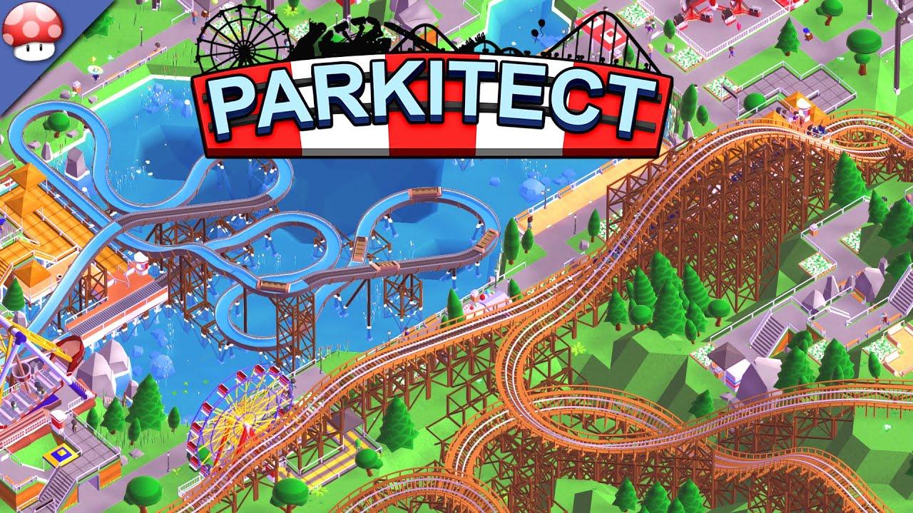 Theme Park Games Free