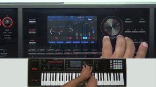 Roland FA-06/08 - SN Synth Editing p3 - Filter