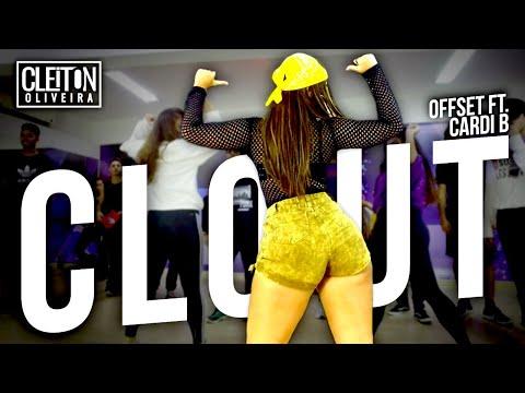 Offset - Clout ft Cardi B COREOGRAFIA Cleiton Oira  IG: CLEITONRIOSWAG