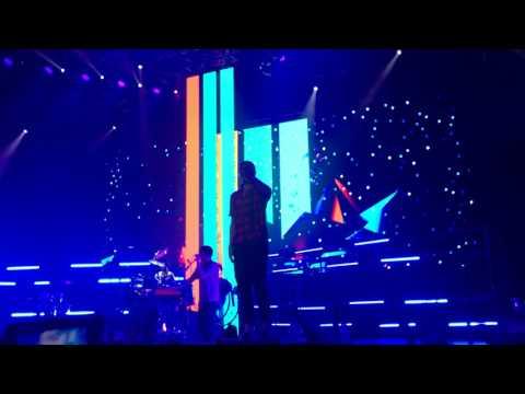 Imagine Dragons - Believer LIVE [16.07.2017] Saint-Petersburg, Russia