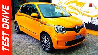 New renault twingo 2019 - first test drive