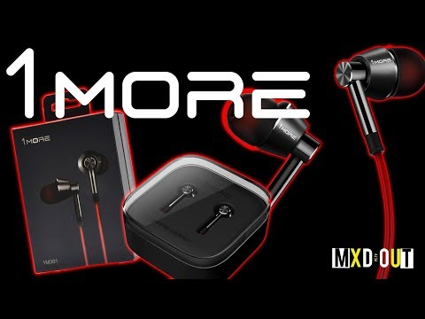 1MORE 1M301 Single Driver Earphone Review & Test