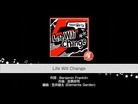 Poppin'Party『Life Will Change』(難易度:EXPERT)プレイ動画
