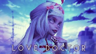 LOVE DOCTOR | Valentine's Day Collab | Doll Repaint | etellan