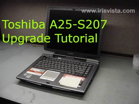 TOSHIBA A20 S207 WINDOWS DRIVER DOWNLOAD