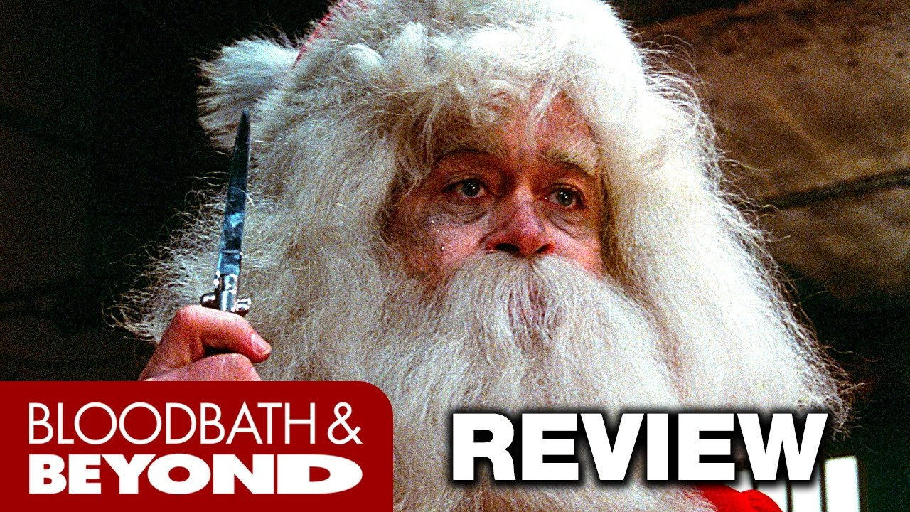 Christmas Evil 1980.Christmas Evil 1980 Horror Movie Review
