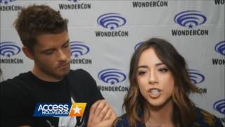 Chloe Bennet is really funny   part 2