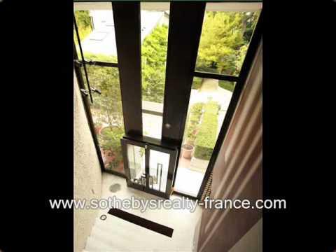 Maisons dexception en France - Townhouse in Paris 16ème