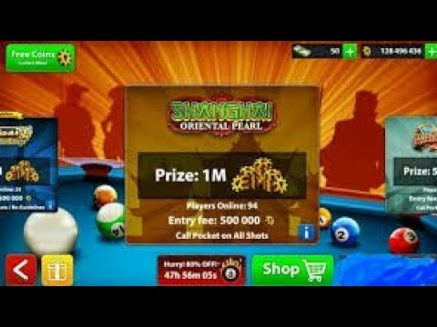 8 ball pool mod apk unlimited coins and cash 3.10.1