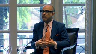 A Philanthropic Journey: A Conversation with Darren Walker
