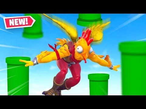 *NEW* FLAPPY BIRD in Fortnite!