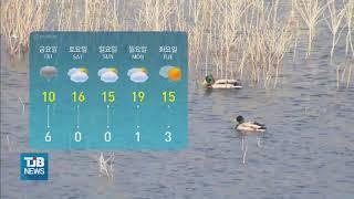 [21.03.11] (날씨) 충남 미세먼지 '매우 나쁨…