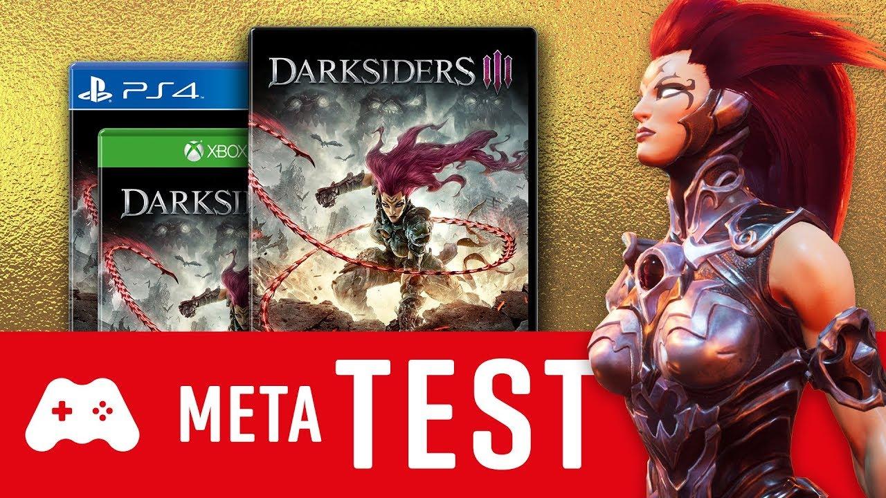 Darksiders 3 Test