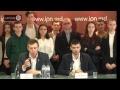 Conferinţe IPN [HD] | Unioniştii aduc Unirea în Parlament