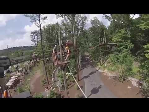 Turtleback Zoo Treetop Adventure Course