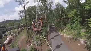 Turtleback Zoo Treetop Adventure Course