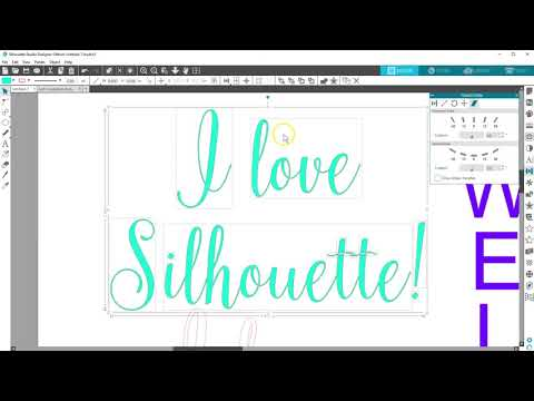 Using Text In Silhouette Studio®