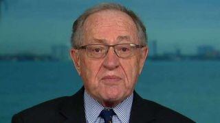 Dershowitz  Revised travel order should have been upheld