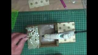 Hot Glue Gun Stand - Part 3