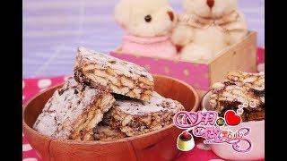 用點心做點心-巧克力雪Q餅