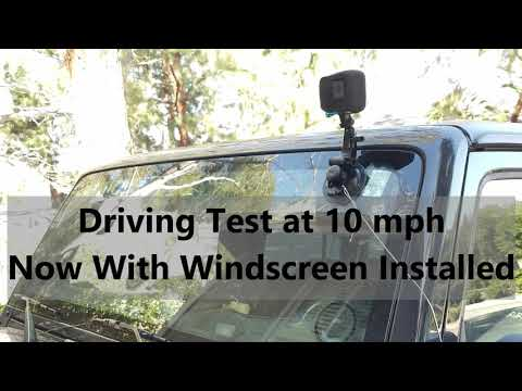 GoPro WindSlayer Windnoise Reduction. We Tested It!