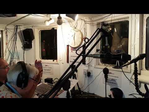 Pirate BBC Essex 2017 - Keith Skues prank
