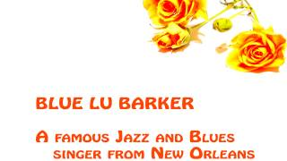 Blue Lu Barker - Jitterbug blues