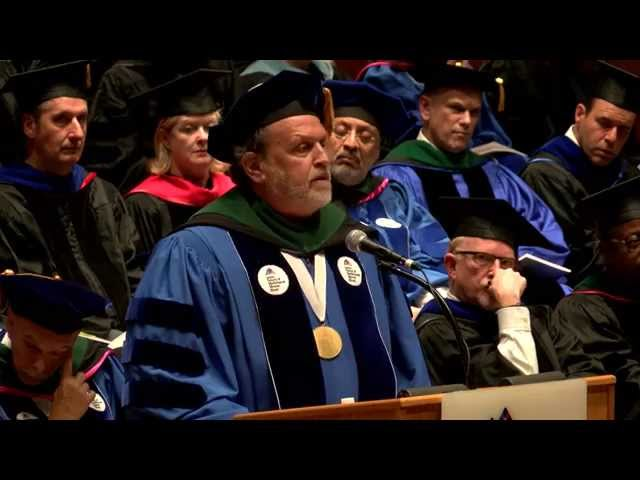 Commencement 2015 — Dean Dennis S. Charney, MD