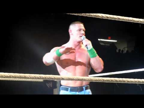 John Cena Sings Take Me Home, Country Roads