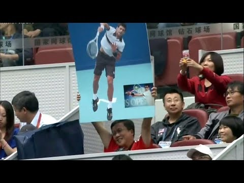 39 - Djokovic vs Tsonga - F Beijing 2012 - full match