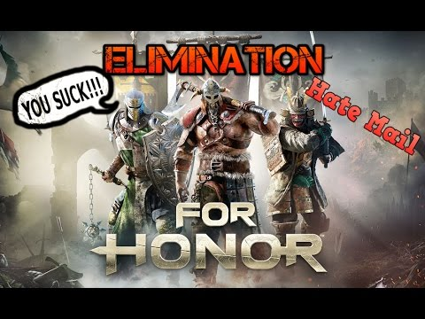 Download Youtube: For Honor - Sore Loser (with Hatemail)